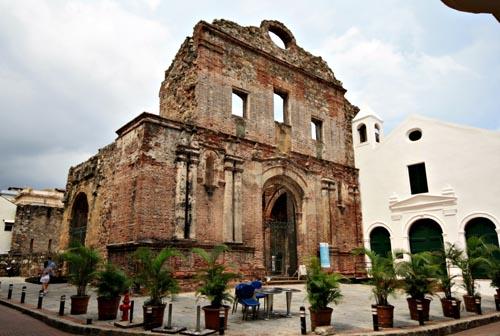 Panama Convento Santo Domingo - Casco Antiguo