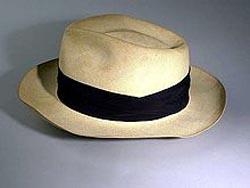 Panama cappello 2HatHarryTruman