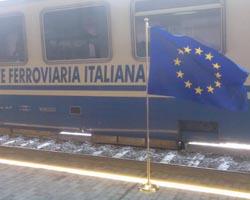 commissione europea treni