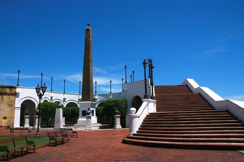 panama Plaza de Francia Casco VIejo