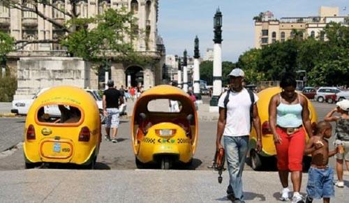 tras portoCoco-Taxi