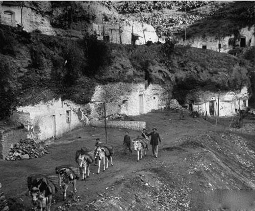 Granada sacromonte gitani