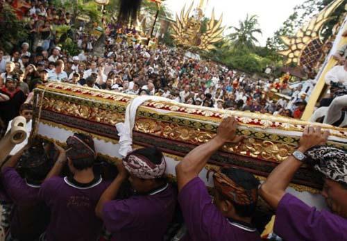 bali funerali