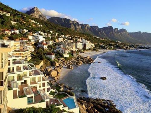 cape town Città del Capo Sudafrica
