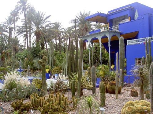 marrakech giardino-majorelle