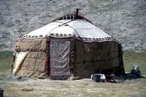 mongolia jurta