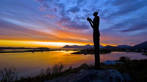 nordland scultura