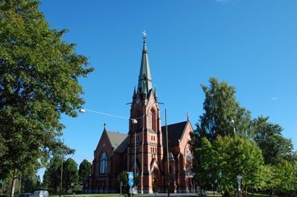 umea chiesa-
