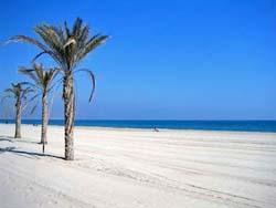 valencia spiaggia