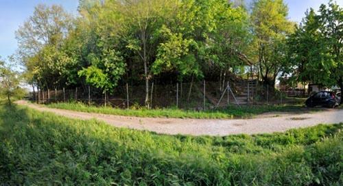 camminare La via degli Etruschi