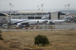 israele ben-gurion-airport