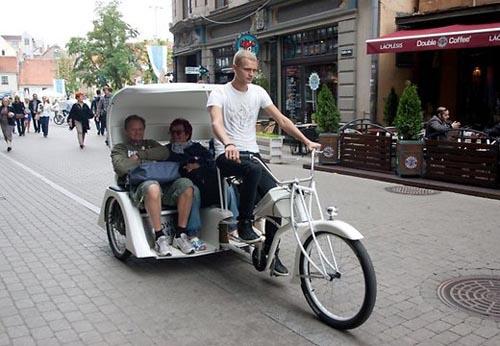 riscio pedali riga