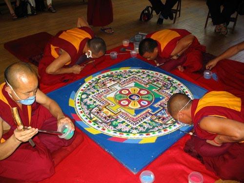 tibet mandala 4