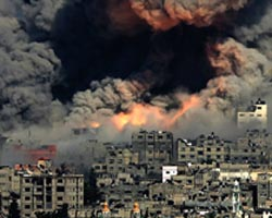 gaza-smoke