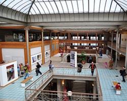 museo comic bruselas interior