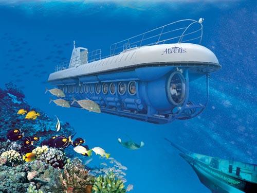 barbados Submarine