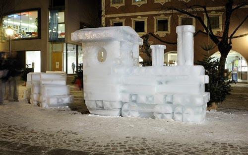 sculture-di-neve-e-ghiaccioil-concorso-in-val-gardena 2