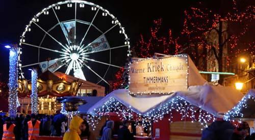 Bruxelles Mercatino-di-Natale