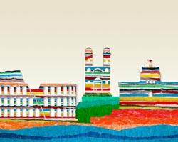 Spiral Cityscape immagine guida