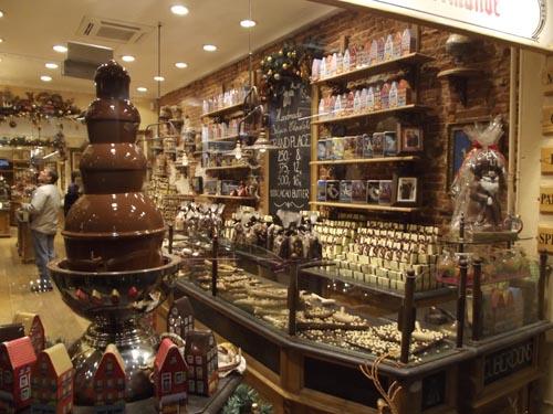 bruxelles cioccolateria
