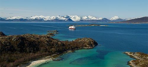 norvegia risveglio artico