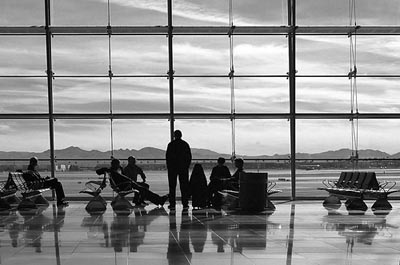 aeroporti sale attesa