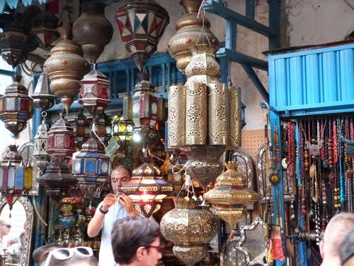 tunisia nord tunisi medina