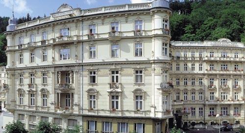 Grandhotel Pupp Hotel Budapest