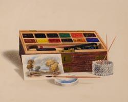 musei Bonaparte-Cassetta-di-colori-MN 960 61