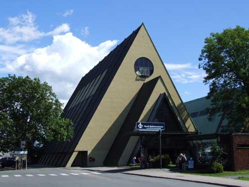 oslo Fram Museum in Oslo