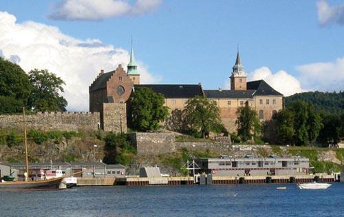 oslo fortezza-di-Akershus