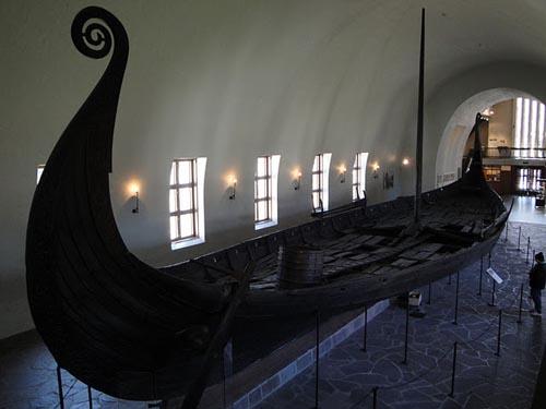 oslo nave-vichinga