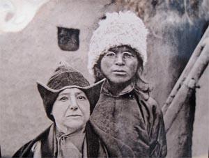 viaggiatrici alexandra-david-neel