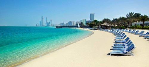 AbuDhabi Beach BIG