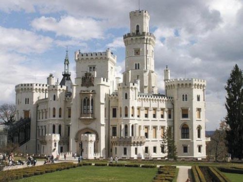 Boemia castello 2