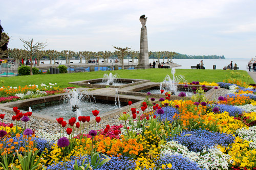 lago costanza giardini