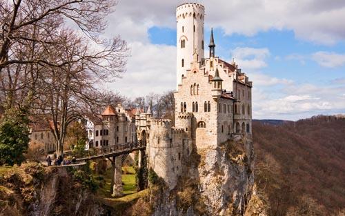 lago costanza liechtenstein-castle-