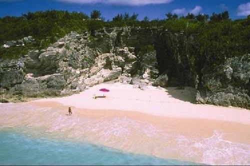 spiaggia 7Pink-Sand-Beach-Harbour-Island-Bahamas