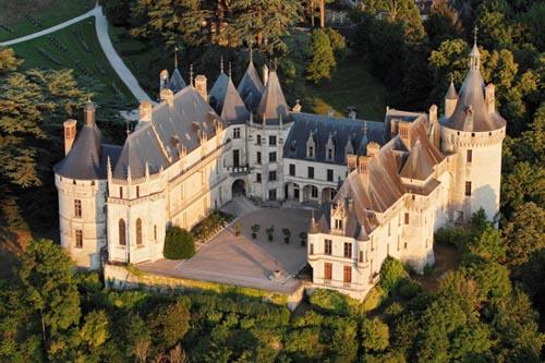 halloween francia Chaumont castle -