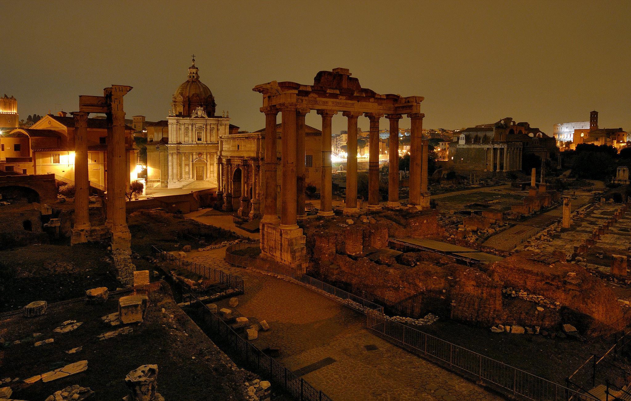 roma Fori-Imperiali-Roma