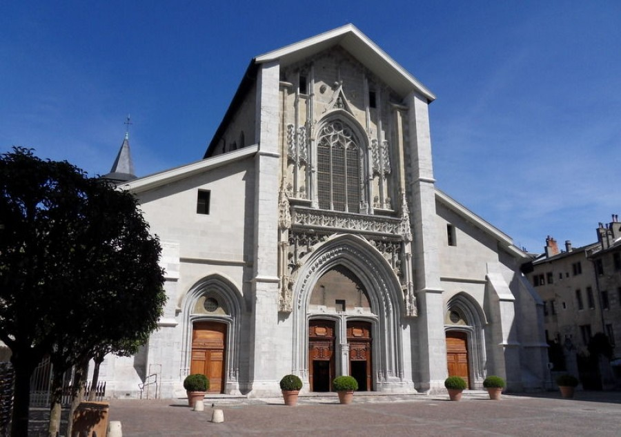 chambery cattedrale sf