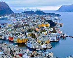 norvegia Panorama-Norvegia