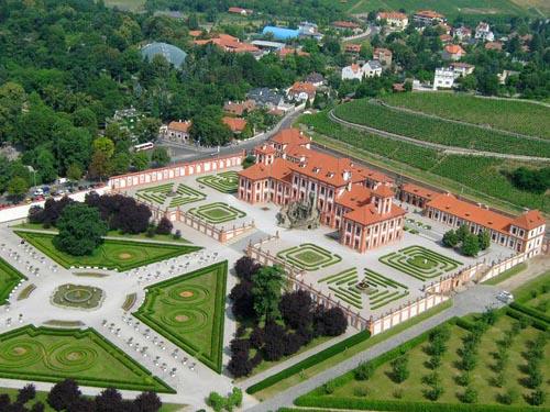 giardini barcocchi cechi 6 Troja 6