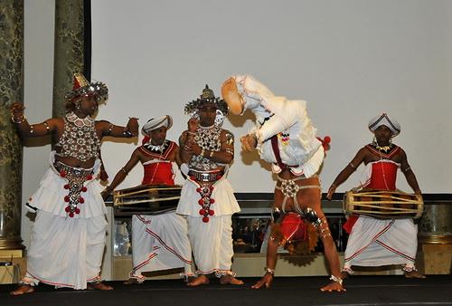 SRI LANKA FOOD FESTIVAL DANCE 6